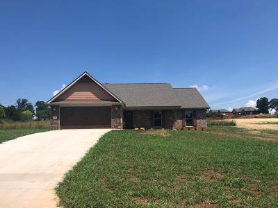 Friendsville Single Family Home For Sale: 109 Montgomery Farms Drive