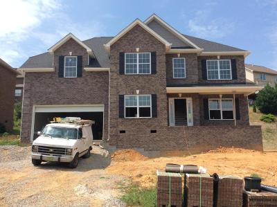 Knoxville Single Family Home For Sale: 8421 Mahogany Lane