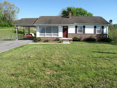 Lafollette Single Family Home For Sale: 1910 Loop Rd