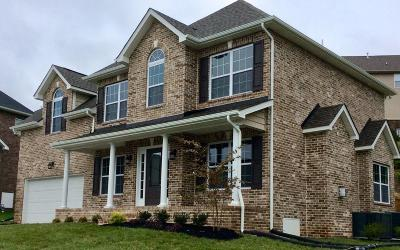Knoxville Single Family Home For Sale: 8427 Mahogany Lane