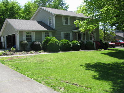 Knoxville Single Family Home For Sale: 1021 Farrington Drive