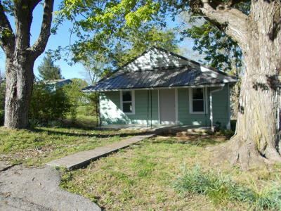 Tazewell Single Family Home For Sale: 328 Brown St