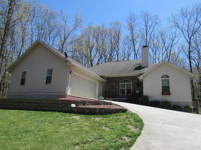 Fairfield Glade Single Family Home For Sale: 113 Rolling Green Drive