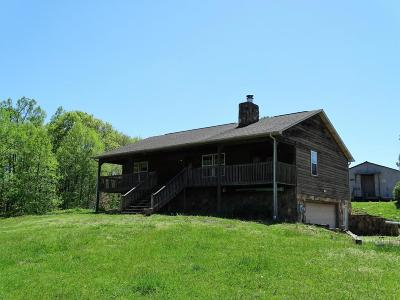 Knoxville Single Family Home For Sale: 5315 Wolfenbarger Lane