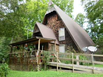 Tellico Plains Single Family Home For Sale: 2208 Rafter Rd