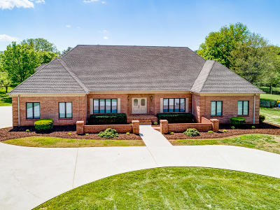 Knoxville Single Family Home For Sale: 2011 Rivergate Drive
