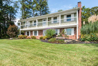 Knoxville Single Family Home For Sale: 7529 NW Deane Hill Drive #1