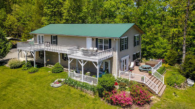 Maryville Single Family Home For Sale: 7810 Wells Valley Rd Rd