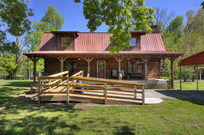 Maryville Single Family Home For Sale: 1646 Chota Rd