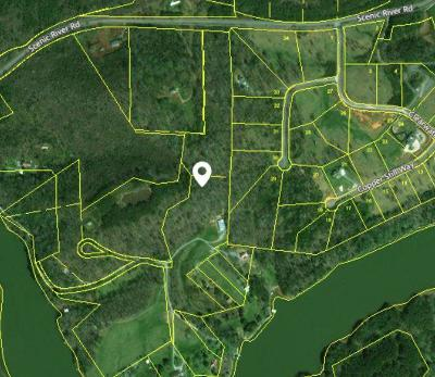 Loudon County, Monroe County Residential Lots & Land For Sale: Scenic River Rd
