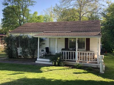 Knoxville Single Family Home For Sale: 119 S Castle St
