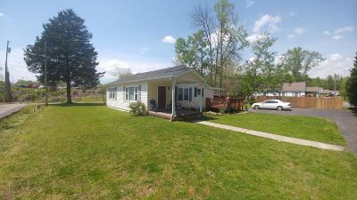 Oliver Springs Single Family Home For Sale: 210 Haven Rd