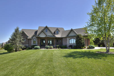 Knoxville Single Family Home For Sale: 2608 Summit Vista Way
