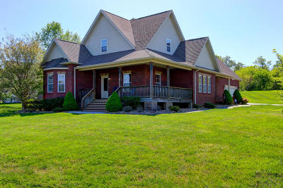 Knoxville Single Family Home For Sale: 5504 Meadow Wells Drive