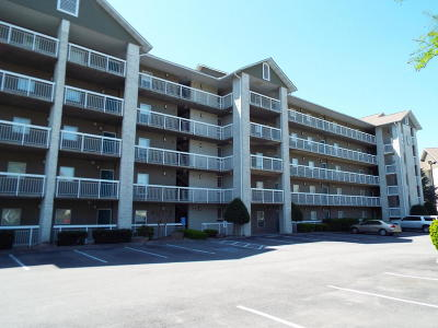 Pigeon Forge Condo/Townhouse For Sale: 205 Ogle Drive #434