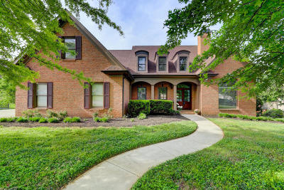 Knoxville Single Family Home For Sale: 12678 Amberset Drive