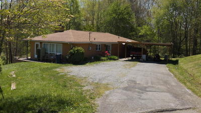 Middlesboro Single Family Home For Sale: 267 Bellwood Rd