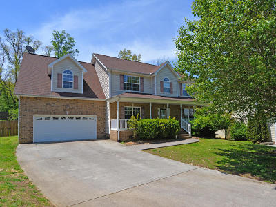 Knoxville Single Family Home For Sale: 7805 Bernstein Lane