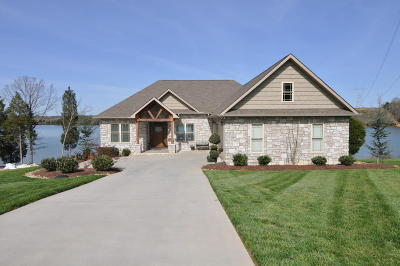 Loudon Single Family Home For Sale: 105 Okmulgee Place