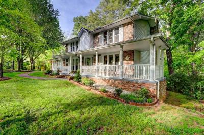 Knoxville Single Family Home For Sale: 1609 Capitol Blvd #2