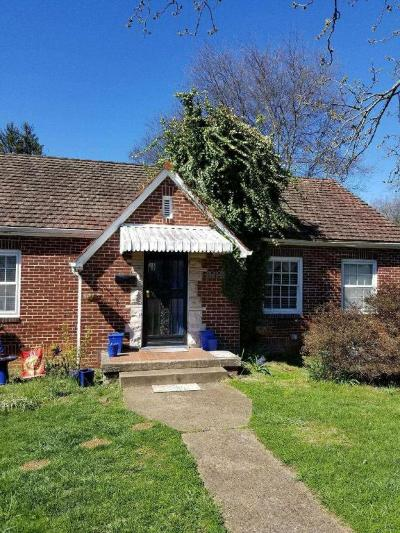 Single Family Home For Sale: 115 Hillcrest Drive