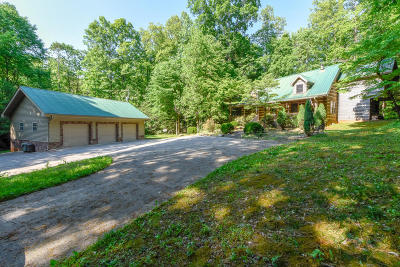 Maryville Single Family Home For Sale: 3514 Turkey Pen Branch Rd