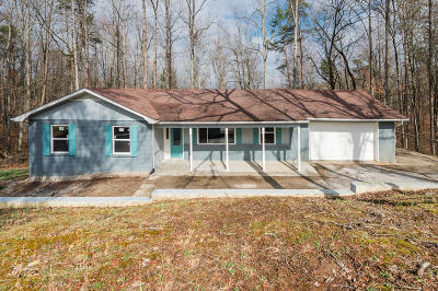 Powell Single Family Home For Sale: 6505 Cate Rd