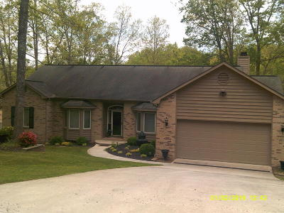 Fairfield Glade Single Family Home For Sale: 129 Shore Lane