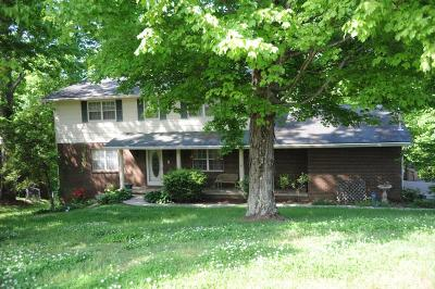 Knoxville Single Family Home For Sale: 1909 Belcaro Drive