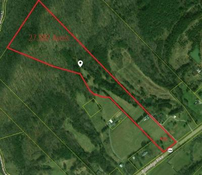 Rutledge Residential Lots & Land For Sale: 4283 Rutledge Pike