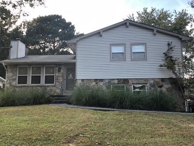 Knoxville Single Family Home For Sale: 1541 Marconi Drive