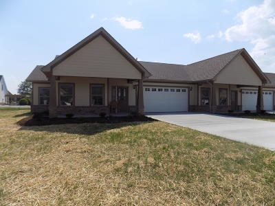 Anderson County Condo/Townhouse For Sale: 116 Blue Phlox Lane