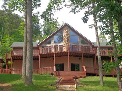 Anderson County, Campbell County, Claiborne County, Union County Single Family Home For Sale: 125 Hidden Cove Ln.