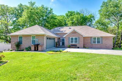 Oak Ridge Single Family Home For Sale: 114 Cypress Lane