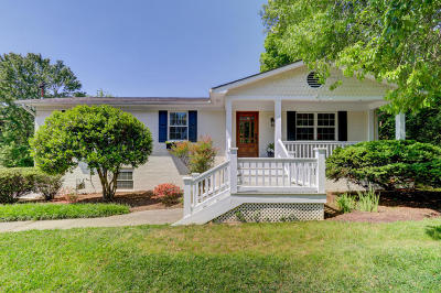 Knoxville Single Family Home For Sale: 1301 Willmann Lane