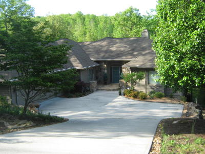Fairfield Glade Single Family Home For Sale: 122 Chatham Lane