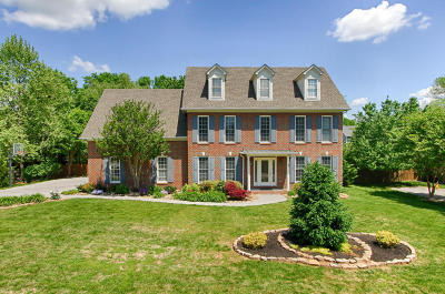 Knox County Single Family Home For Sale: 11417 Bancroft Lane