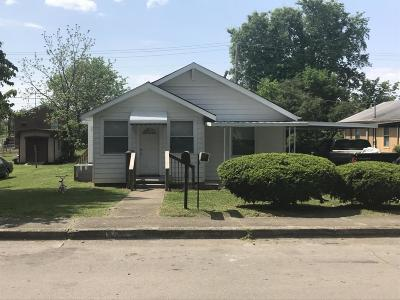 Alcoa Single Family Home For Sale: 125 E Bell St