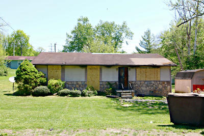 Knoxville Single Family Home For Sale: 316 Ault St