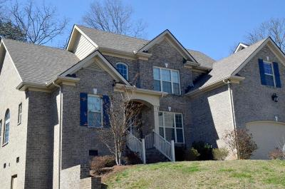 Knoxville Single Family Home For Sale: 1321 Woodland Ridge Lane