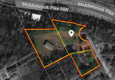 Knoxville Residential Lots & Land For Sale: 1713 Hensley Drive