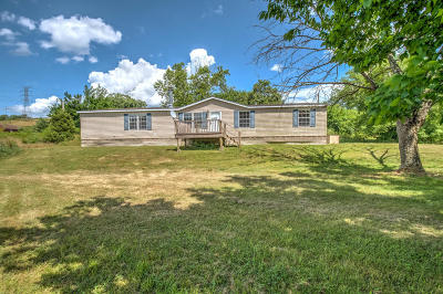 Grainger County Single Family Home For Sale: 216 Sugar Hollow Rd