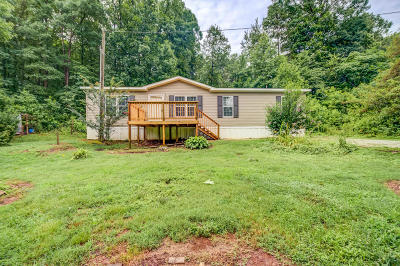 Blount County, Loudon County, Monroe County Single Family Home For Sale: 662 Seed Tick