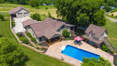 Walland Single Family Home For Sale: 4038 Payne Hollow Rd
