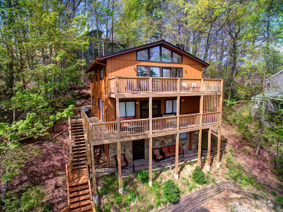 Gatlinburg Single Family Home For Sale: 1441 S Baden Drive