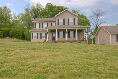 Heiskell Single Family Home For Sale: 260 Moores Gap Rd