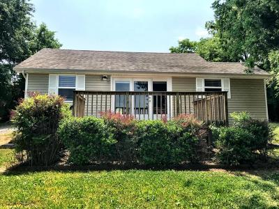 Sweetwater Single Family Home For Sale: 821 Childress Ave