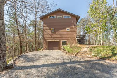 Tellico Plains Single Family Home For Sale: 623 Cane Creek Mountain Rd