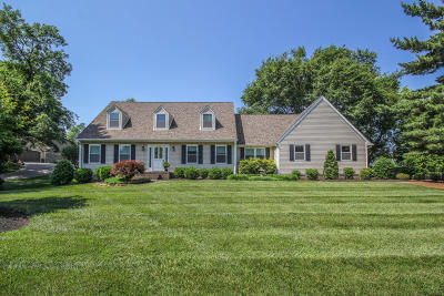 Maryville Single Family Home For Sale: 2105 Wakefield Circle