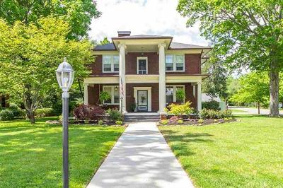 Morristown Single Family Home For Sale: 621 E 2nd North St